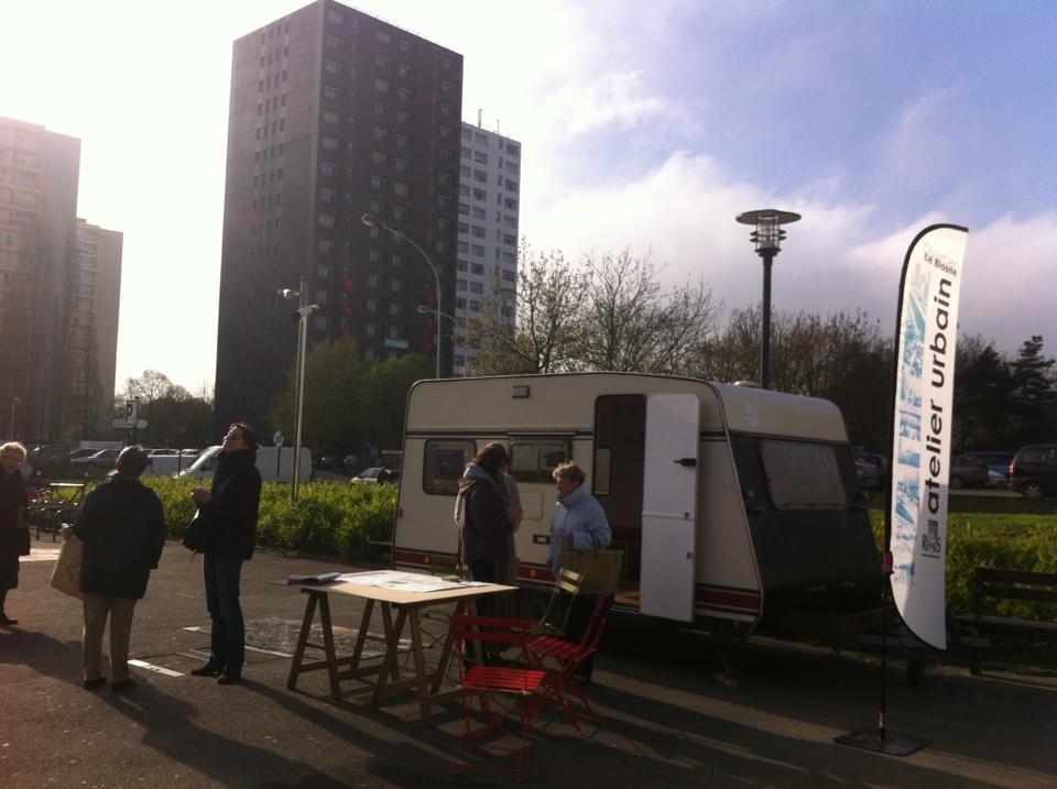L'atelier urbain mobile