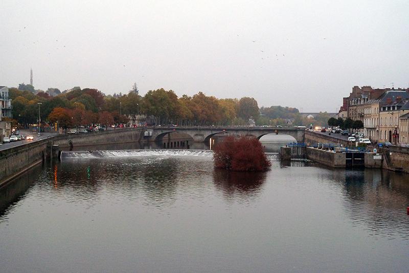 La Mayenne