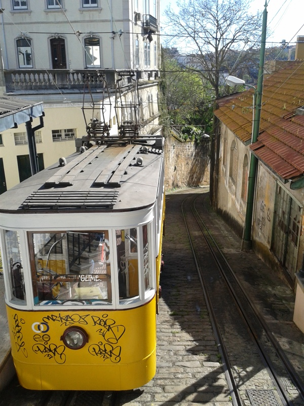 Heureusement y a le tramway