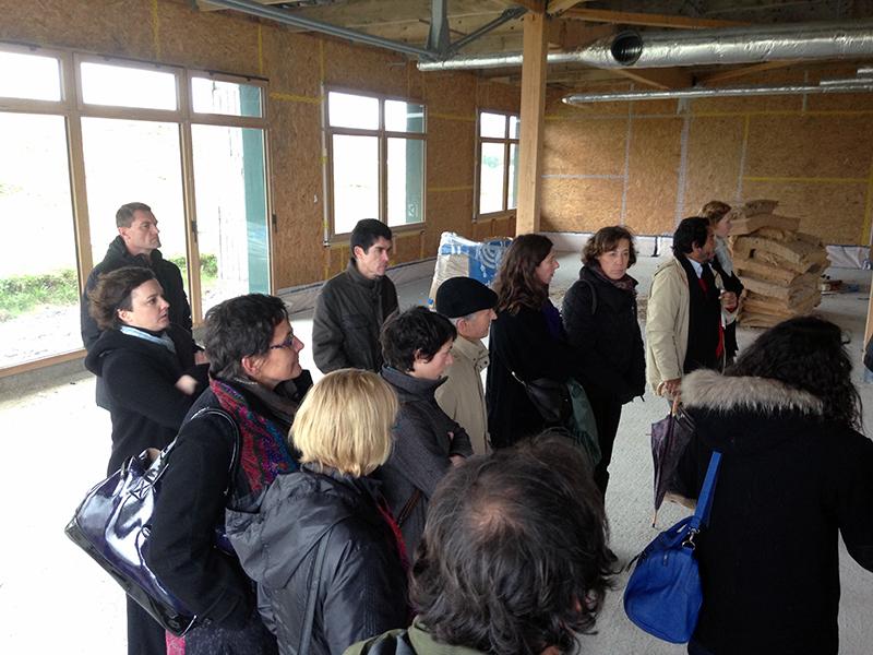 Participants rencontre à Fougères