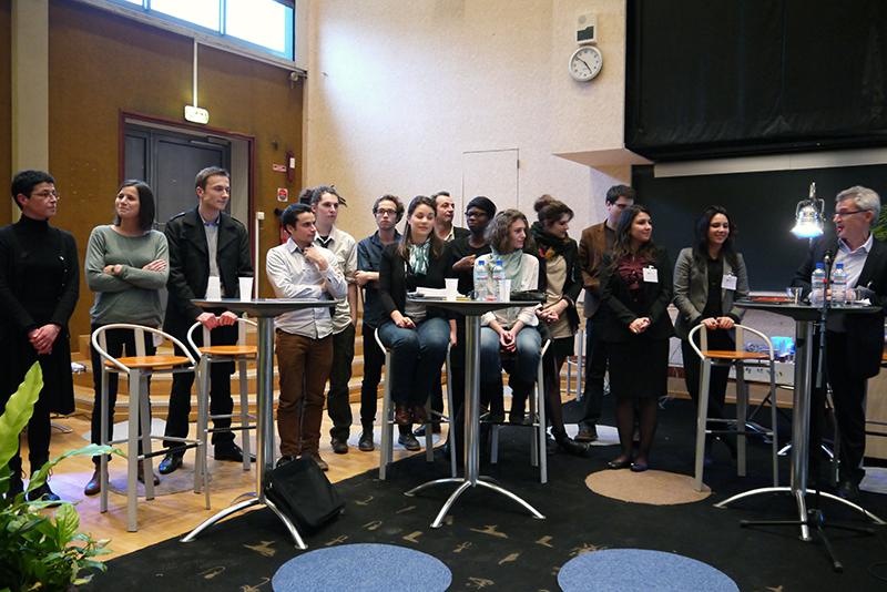 Le groupe d'organisateurs - Rencontres IAUR 2014