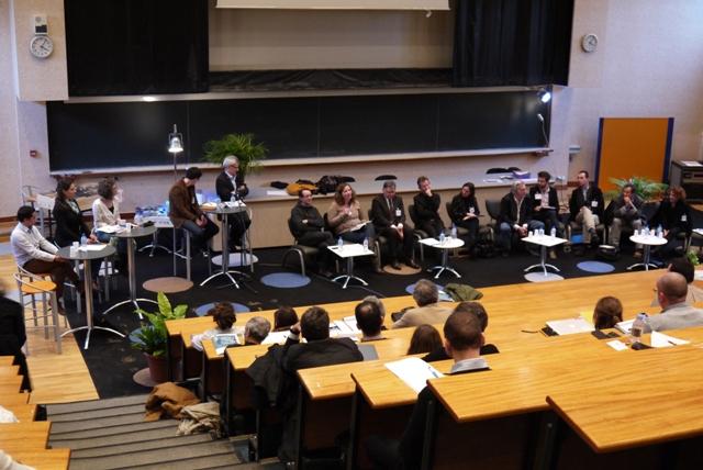 Rencontres de l'IAUR-2014