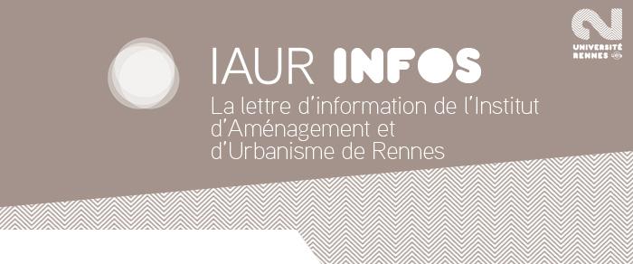 Entête IAUR Infos