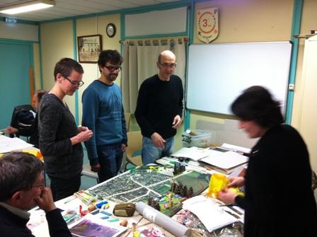 Atelier créatif à Chevaigné