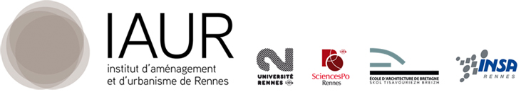 Logo de l'IAUR et des établissements partenaires