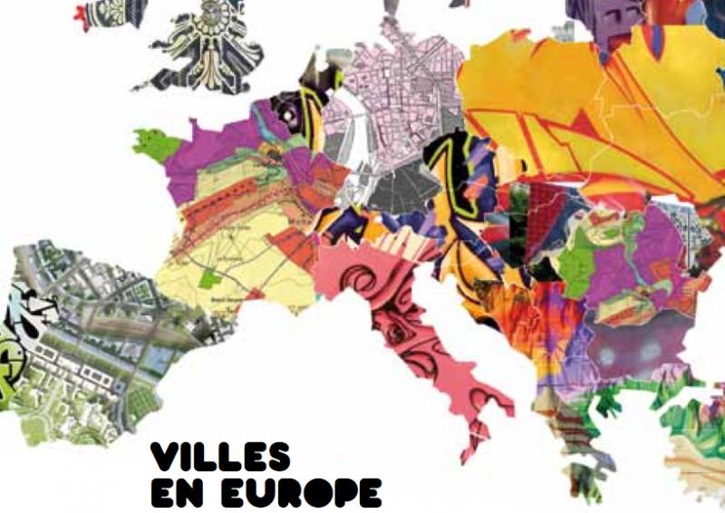 Cycle de Conférences Villes en Europe