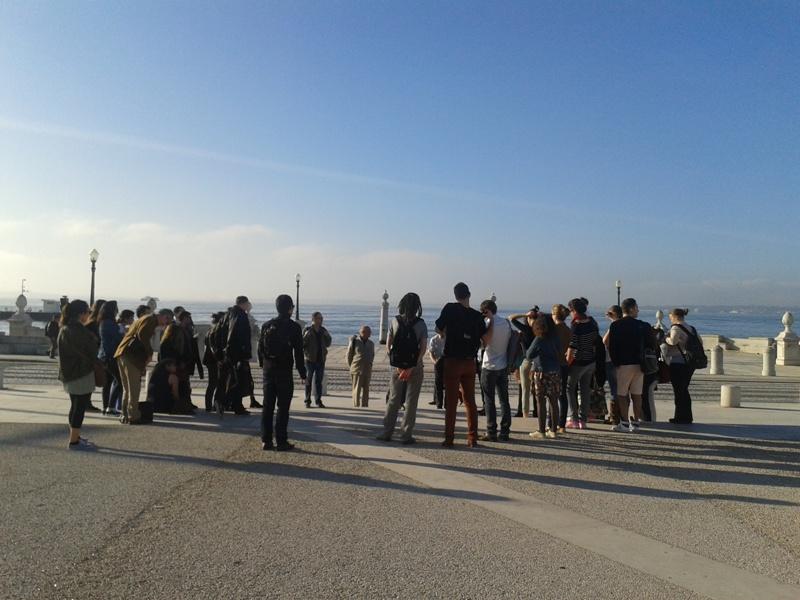 Séjour d'études à Lisbonne