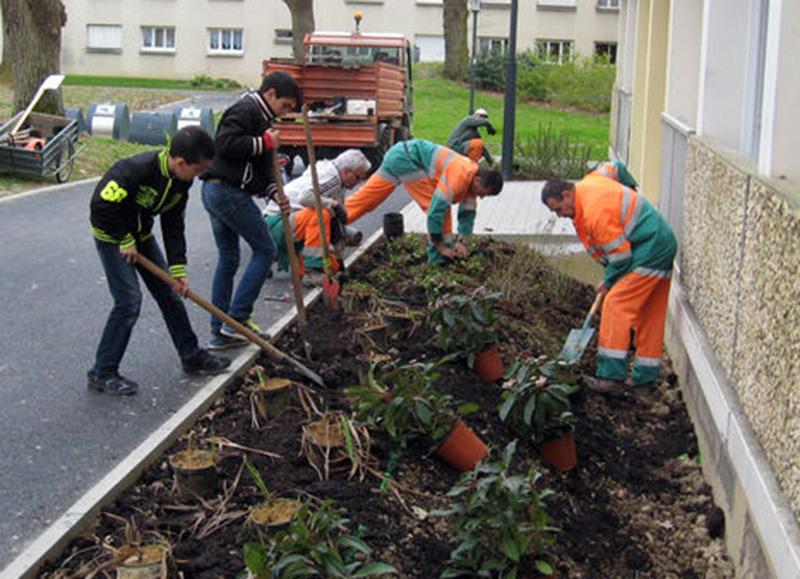 Image Site - Atelier jardinage
