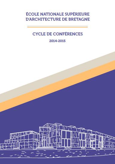 Affiche Cycle Conf. ENSAB - Site