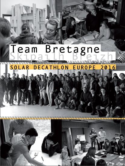 Flyer Team Bretagne