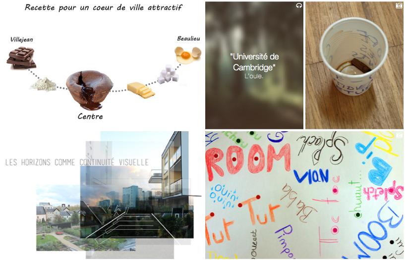 Workshop 2014 - Les cinq sens de l'urbain