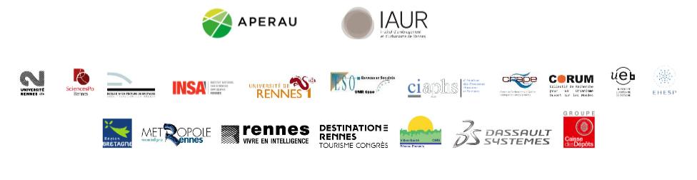 Partenaires APERAU - Janvier 2015