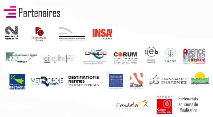 Partenaires APERAU 2015 - 17 mars 15