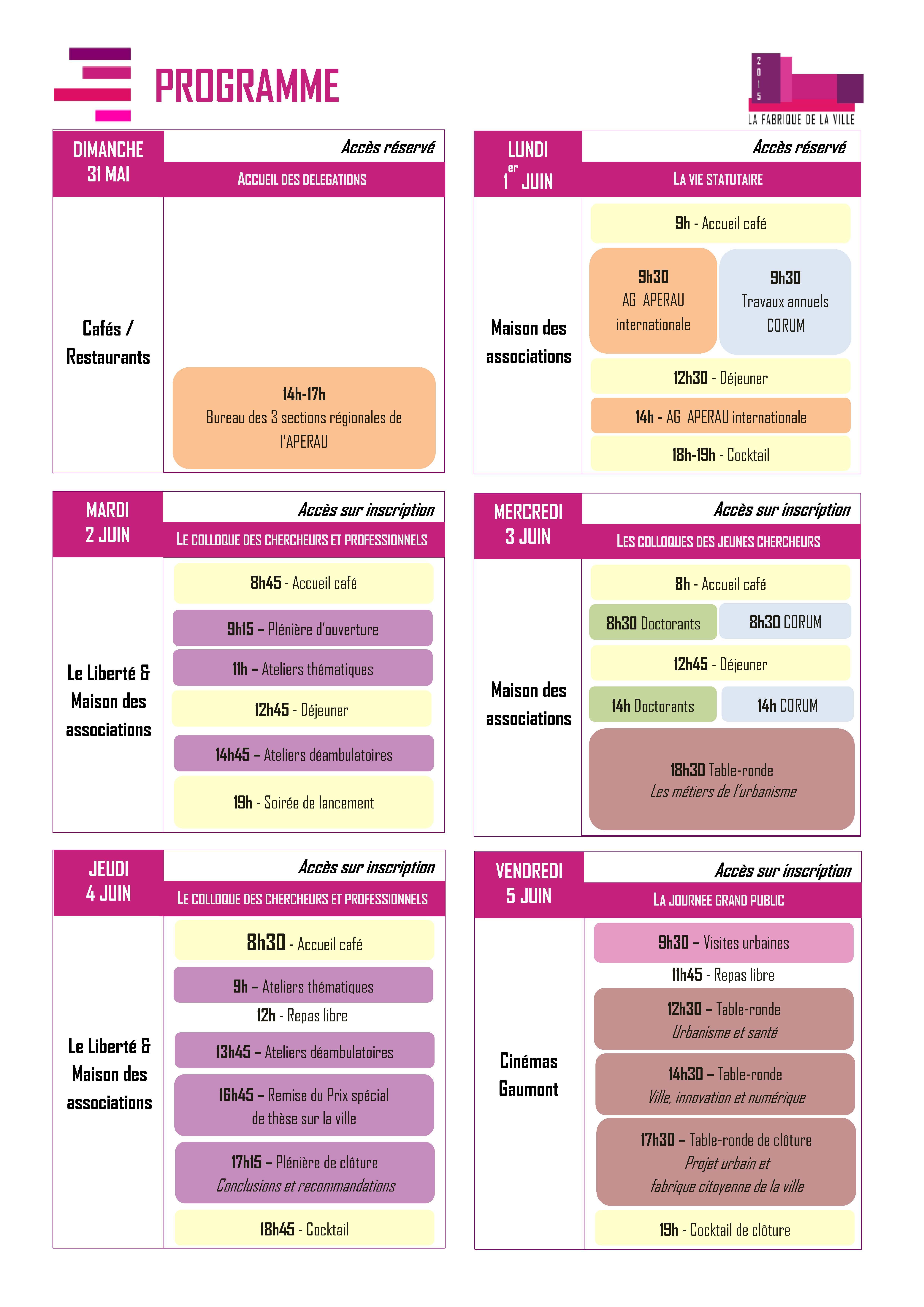 Programme_RencontresInternationalesUrbanisme