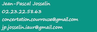 Contact Courrouze