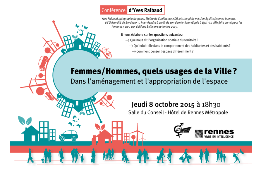Affiche - conf Yves Raibaud