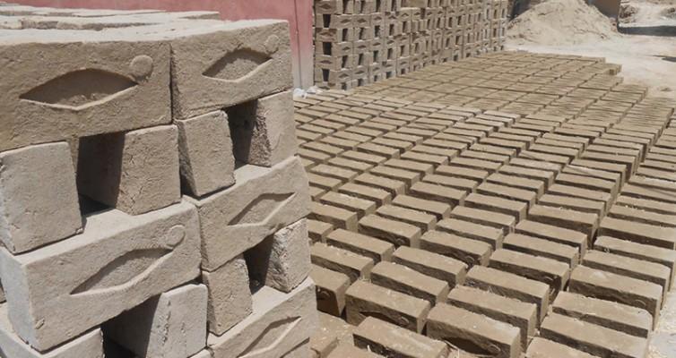 Lancement de l'AMI : innovation d'un matériau biosourcé à base de terre dans la construction contemporaine