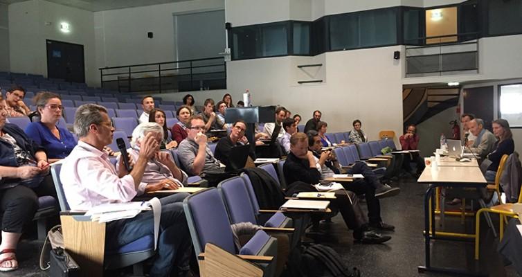 5e rencontre plénière de la R&D ECOMATERRE. Prototypes et premiers pas vers la mise en œuvre